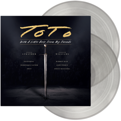 Toto - With A Little Help From My Friends (Clear Vinyl)