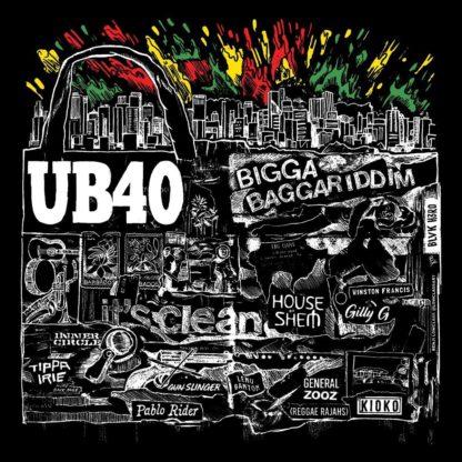 UB40 - Bigga Baggariddim (CD)