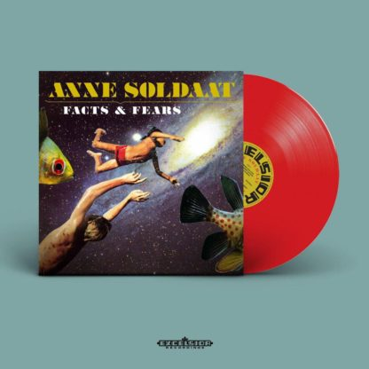 Anne Soldaat - Facts & Fears (Coloured Vinyl)