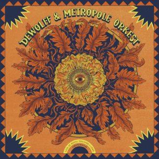 DeWolff en Metropole Orkest Live at Royal Theatre Carre Amsterdam (LP)