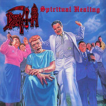 Death - Spiritual Healing | LP -Coloured vinyl-