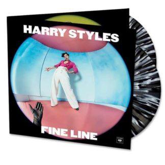 Harry Styles - Fine Line (Coloured Vinyl)
