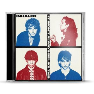 Inhaler - It Won't Always Be Like This (CD)