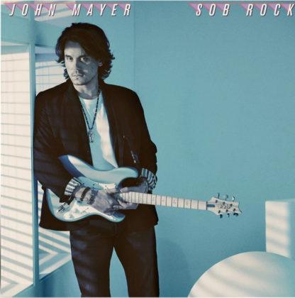 John Mayer - Sob Rock [Clear Mint Vinyl]