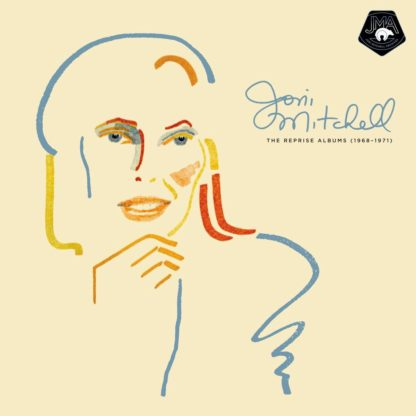Joni Mitchell - The Reprise Albums (1968-1971) (4CD)