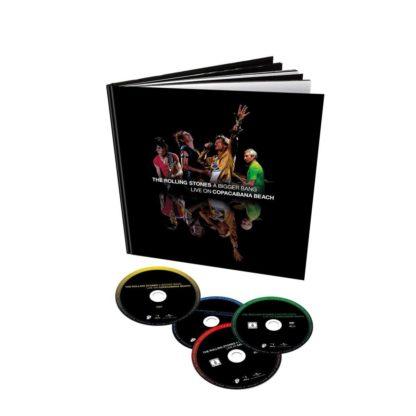 The Rolling Stones - A Bigger Bang - Live On Copacabana Beach (2DVD + 2CD)