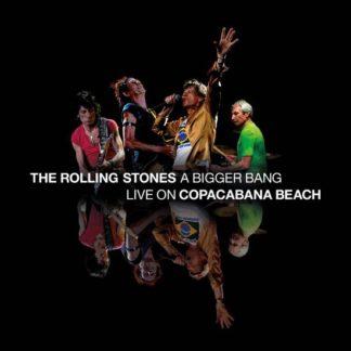 The Rolling Stones - A Bigger Bang - Live On Copacabana Beach (Blu-ray + 2CD)