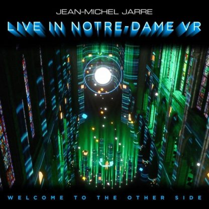 Jean-Michel Jarre - Welcome to the Other Side (LP)