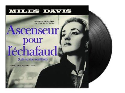 Miles Davis - Ascenseur Pour L'Echafaud (LP)