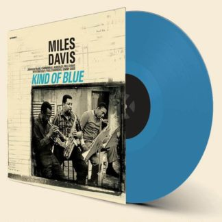 Miles Davis - Kind Of Blue (Coloured Vinyl)